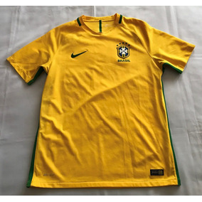 ... Visita Copa America 16. Distrito Federal · Jersey Selección De Brasil  Nike Original Vapor a457aa53558eb