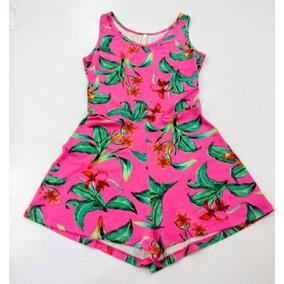 Macacão para Feminino Rosa chiclete em Franca no Mercado Livre Brasil b134ab4731f