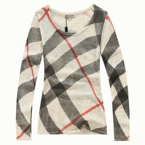 Formidable Sweter Sueter Burberry Para Dama Mujer Clasico