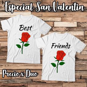Blusas Mejores Amigas San Valentin 14 De Febrero