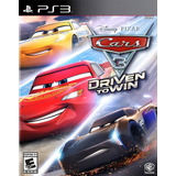 Cars 3 Driven To Win Ps3 Digital Gcp
