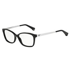 51449ea6468c1 Óculos Emporio Armani Eyeglasses Ea 3026 5087 Pear - Óculos no ...