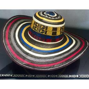 Sombrero Vueltiao Colombiano 19 Vueltas Tricolor Envío 6fe154d4e5c