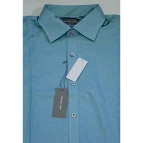 Camisa Michael Kors Slim Fit L 123original Cleotildes Closet