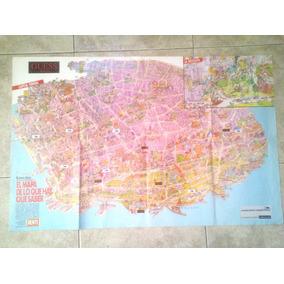 Mapa Ilustrado Con Dibujos - Buenos Aires Capital Federal
