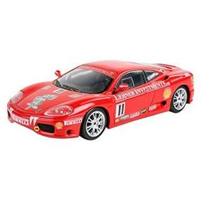 Miniatura Ferrari 360 Challenge 1/32 Kit Montar Revell