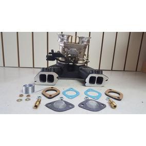 Kit Coletor P/ Opala 4cc + Weber 40 Gasolina + Came +suporte