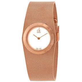 91169077c1c Relogio Calvin Klein Dourado Em - Joias e Relógios no Mercado Livre ...