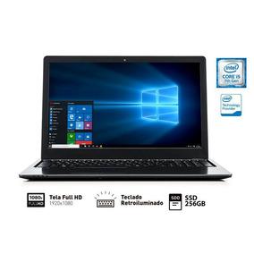 Notebook Vaio Vjf155f11x-b0911b Fit 15s I5-7200u 8gb 256gb
