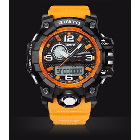 5d1e4a00cea Relógio Casio Baby G Shock Resist Ladys Watch Bloo - Relógios no ...