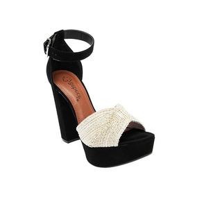 a471c08115 Sapato Bebece Preto Com Detalhe Tamancos - Sapatos no Mercado Livre ...