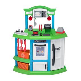 Cocina Confortable Y Acogedora - American Plastic Toys