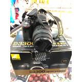 Nikon D3300 Usada Excelentes Condiciones
