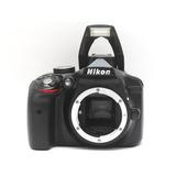 Nikon D3300 Corpo = D3200 D3100 D5100 D5300 D5200 D90 D5000
