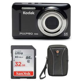 Ambiente Pixpro Kodak Zoom Fz53 16 Mp 5 X Optical Zoom Y 2,7