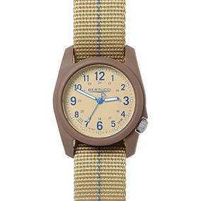 Bertucci 11080 Dx3 Plus Mens Tan Khaki Watch