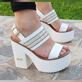 95af2b64 Zapatos Stilettos Con Brillo Rosas O Negros Talle 40 - Sandalias 40 ...