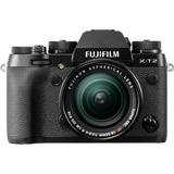 Fujifilm - Cámara Sin Espejo X-t2 Con Lente De 18-55 Mm - Ne