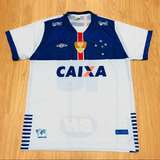Camisa Do Cruzeiro 2018 Branca Barata Arrascaeta