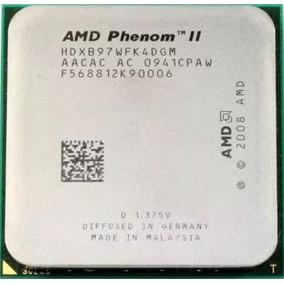 Processador Amd Phenom Ii X4 - B97 / Am2+ / Am3 Quad Core