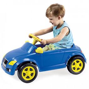 Carrinho A Pedal Att Azul Infantil 4042 Homeplay + Frete