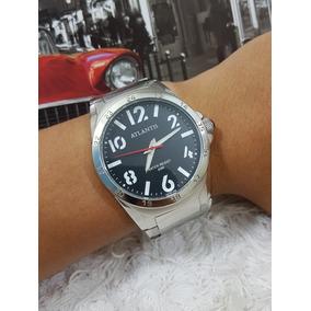 Relógio Masculino Original Atlantis Social Aprova D