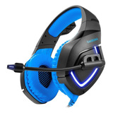Auriculares Gamer Ps4 Onikuma K1 Con Micrófono Premium