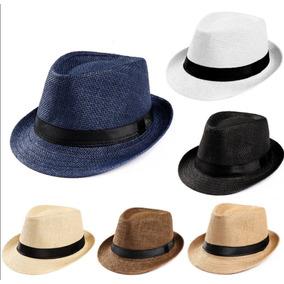 Chapeu Panama Aba Curta E - Chapéus para Masculino no Mercado Livre ... 75da5d294ac