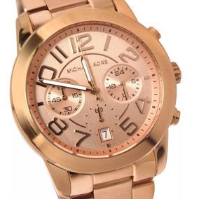 Relógio Michael Kors Mk5727 Original Feminino Gold