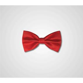 Corbata Michi Roja Para Niños, Somos Tienda