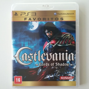Castlevania 1 Lord Of Shadow Ps3 M. Física Original Perfeito