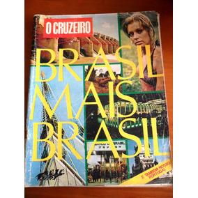 Revista O Cruzeiro - Brasil (goiás, Mato Grosso, Df) - 1972