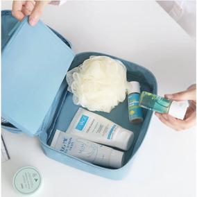 Bolsa De Baño Organizadora Viaje Maleta Cosmetiquera