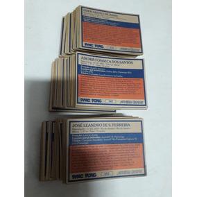 Cards Originais Da Coleção Ping Pong De 1979 Incompleto