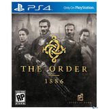 Videojuego The Order 1886 Ps4