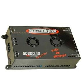 Módulo Sound Digital 800.4
