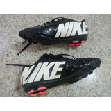 Zapatos Nike Genuinos Mercurial Futbol Tacos Impecables 35.5