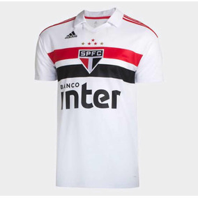 Camisa Oficial São Paulo adidas