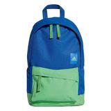 Mochila Infantil adidas Classic Azul E Verde Dj2243 Original b3b2fd5823b19