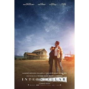 Poster Cartaz Interstellar #b - 30x42cm