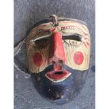 Máscaras De Madera - Pilatos De Madera - Baile De Negritos