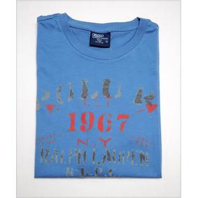 Camiseta Básica Polo Ralph Lauren Tamanho M Nova Original