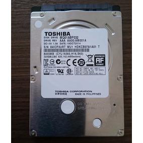 Hd Notebook 320gb 7mm (com Defeito)
