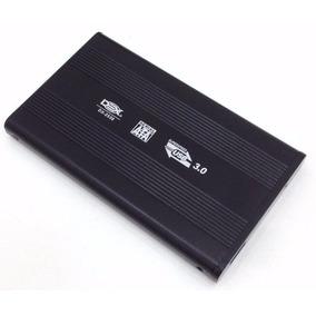 Case Para Hd Notebook 2,5 Sata Para Usb 3.0 Xbox, Play3