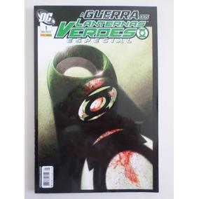 Hq Gibi A Guerra Dos Lanternas Verdes Especial 1