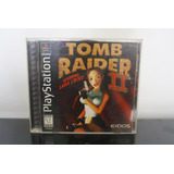 Juego Para Playstation, Tomb Raider 2