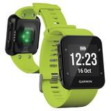 Relógio Garmin Forerunner 35 Gps Verde Monitor Cardíaco Nota