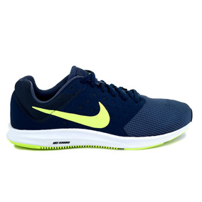 Tenis Nike Para Hombre 852459-403 Azul Marino [nik1854]