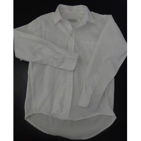 7592bd673eb3e Camisa Blanca Niño Manga Larga Talla 8 Ideal 1era Comunion