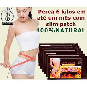 Slim Patch Emagrecedor 100 Adesivos Pronta Entrega